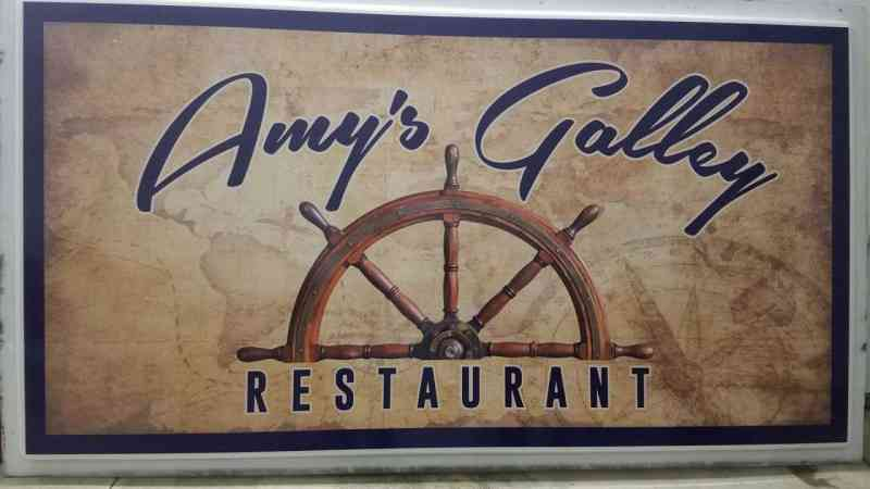 Amy's Gallery Restaurant