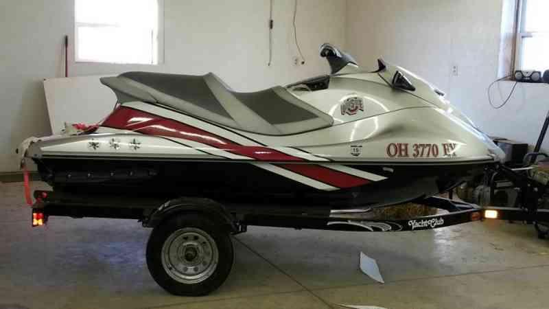 Ohio State Jet Ski