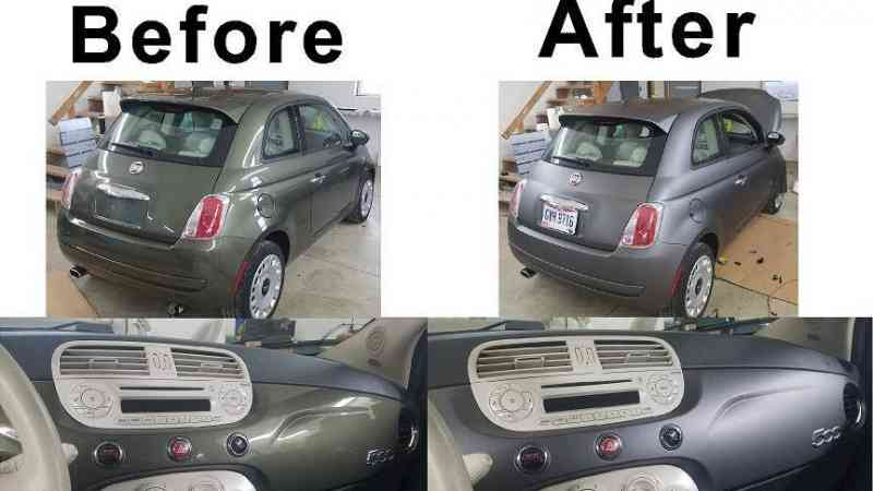 Fiat Before & After