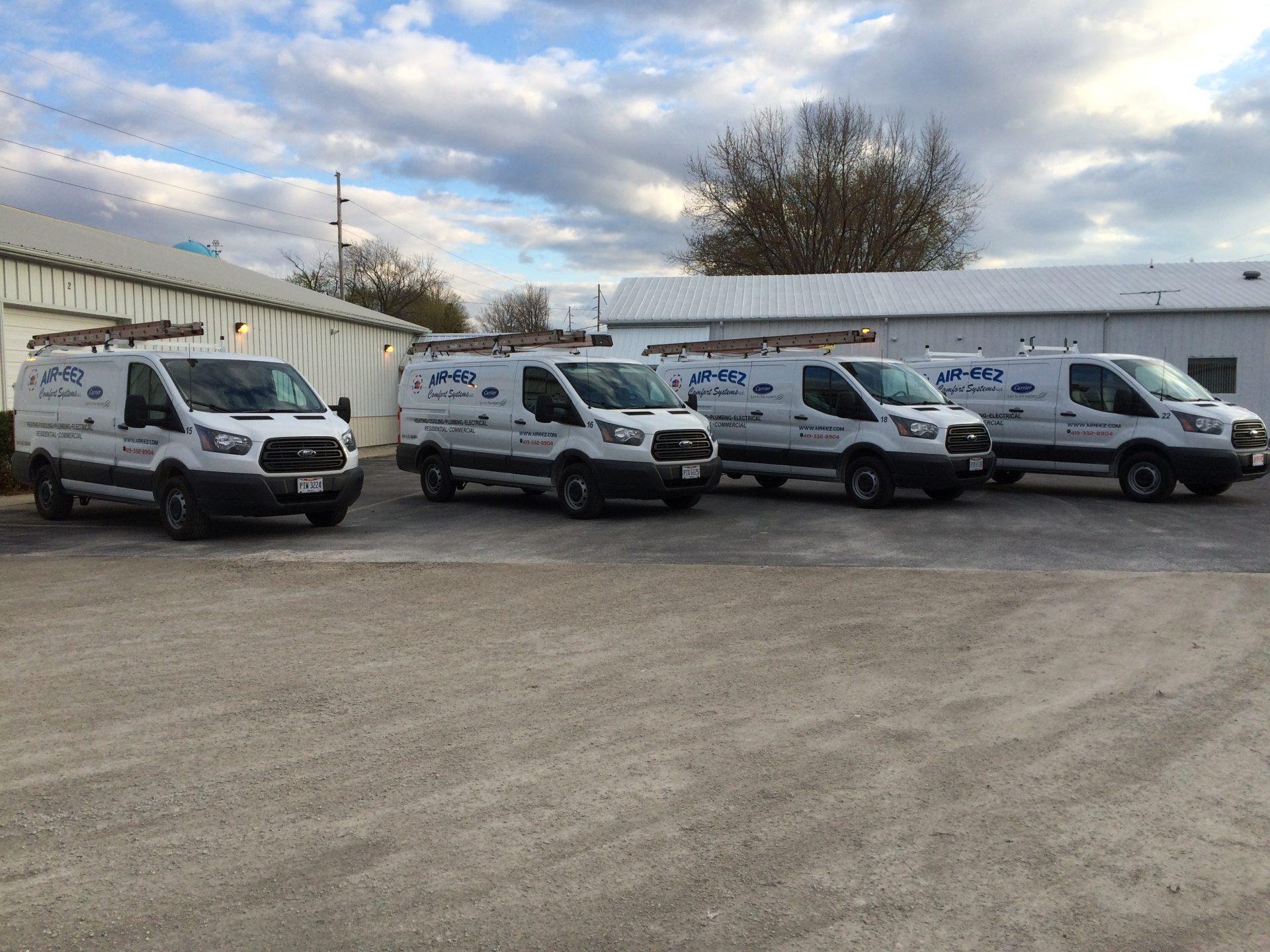 Air Eez Vans