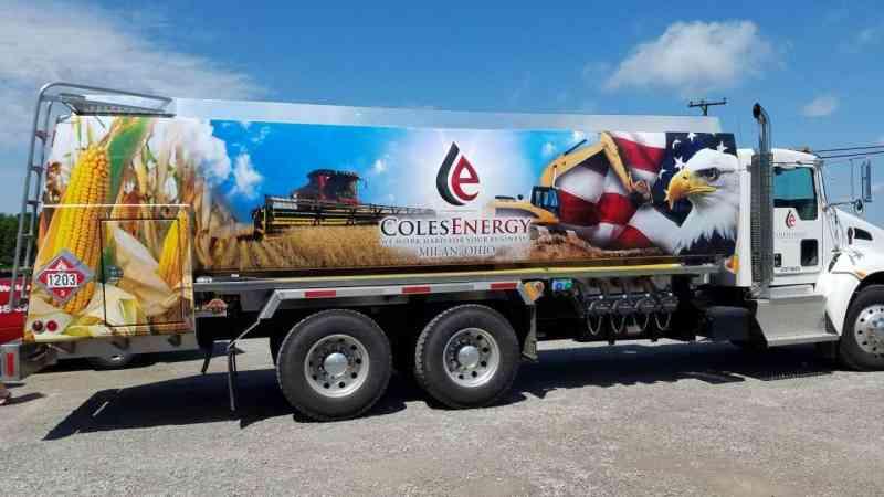 Coles EnergyTanker