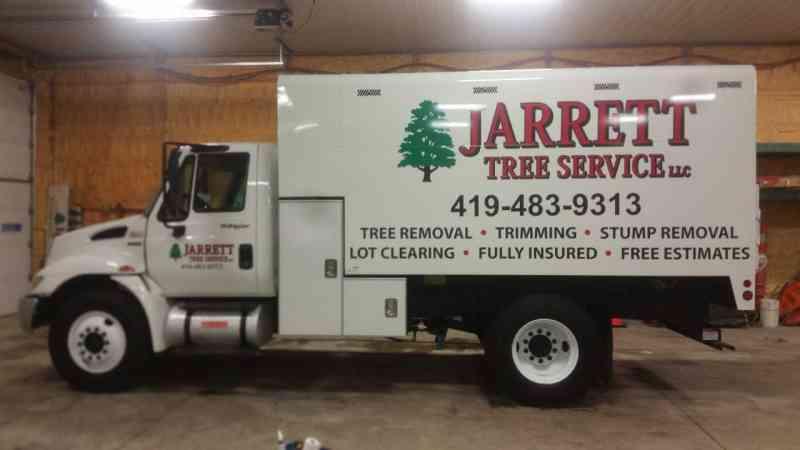 Jarrett Tree Truck