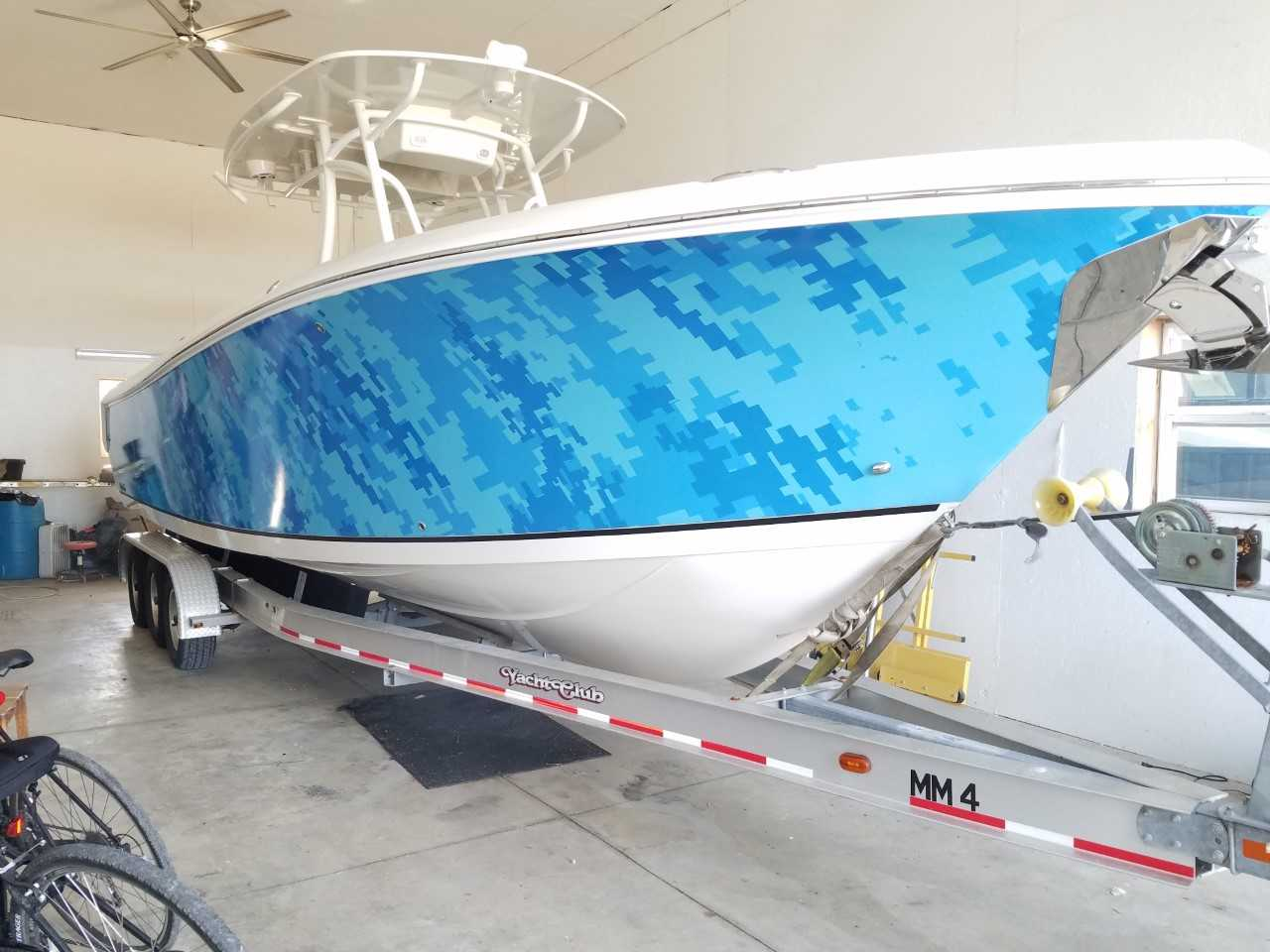 Boat Wrap Digicamo