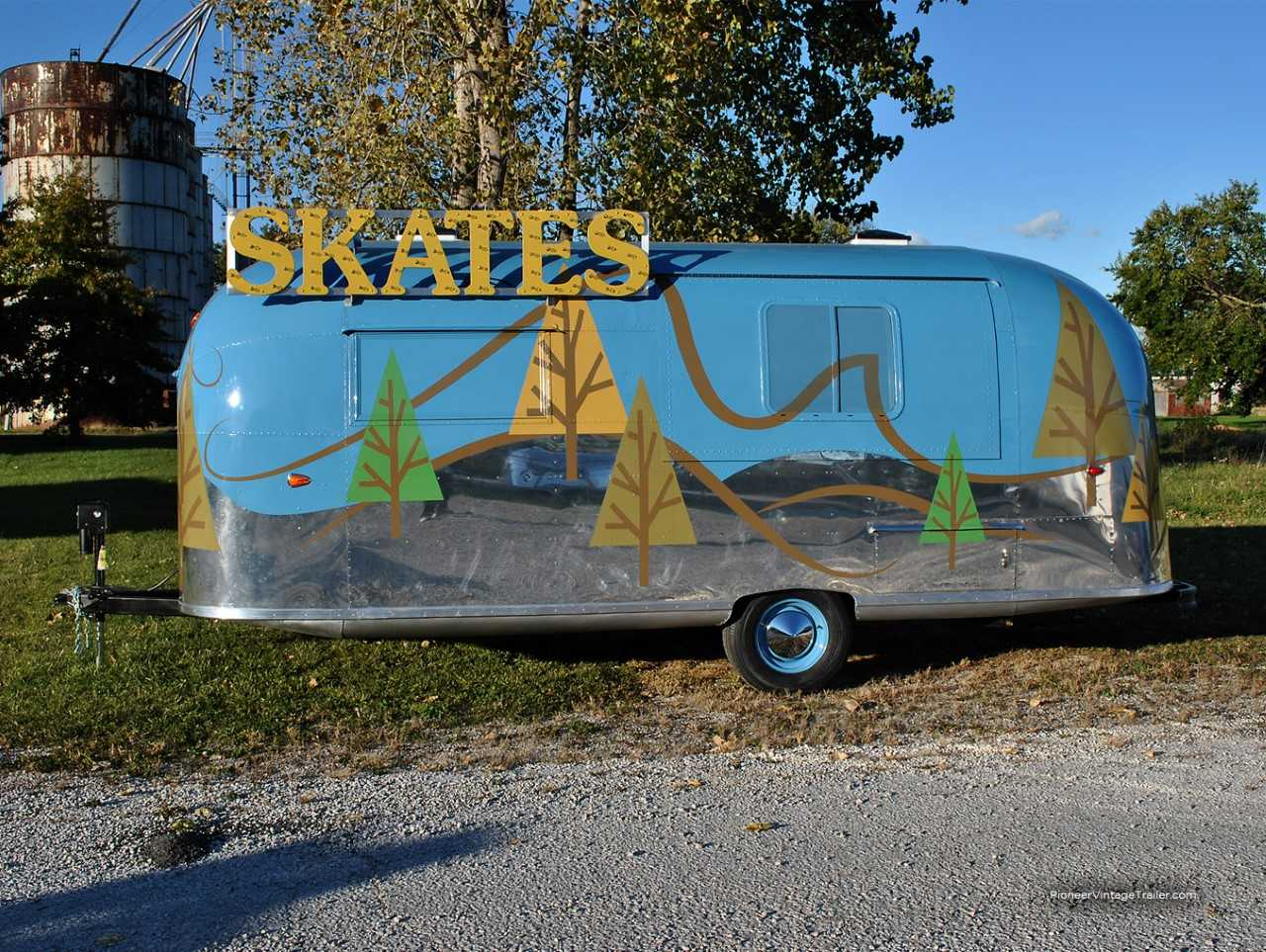 Snowmass Airstream Wrap