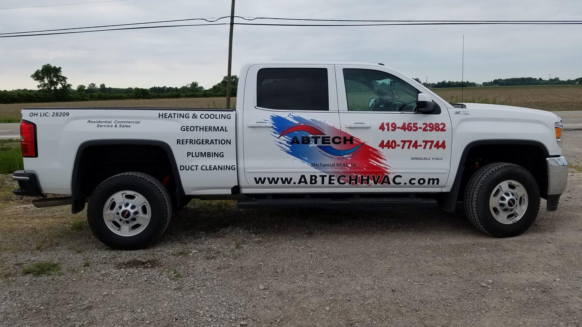 Abtech Truck