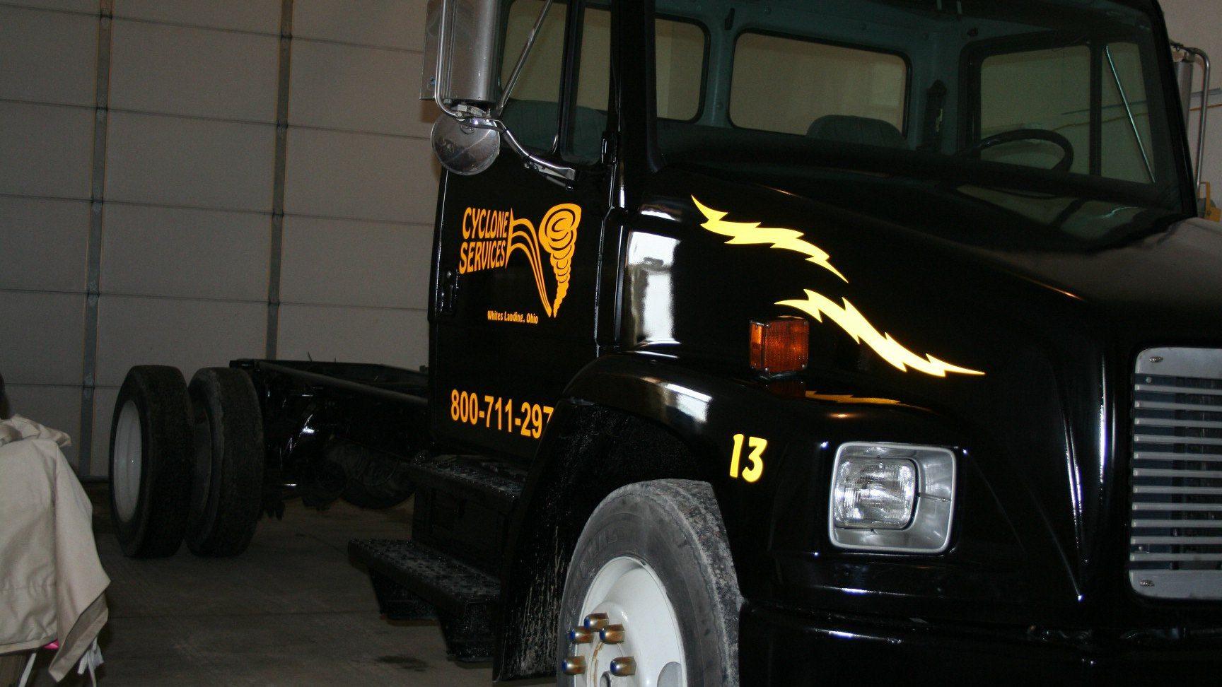 Cyclone Truck Reflective