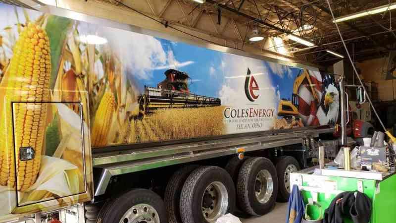 Coles Tanker Columbus 2