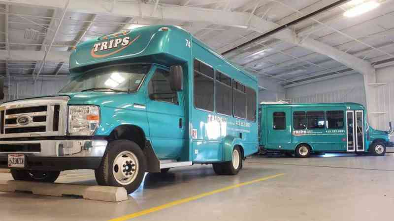 Trips Buses
