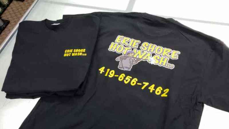 Erie Shore Shirts