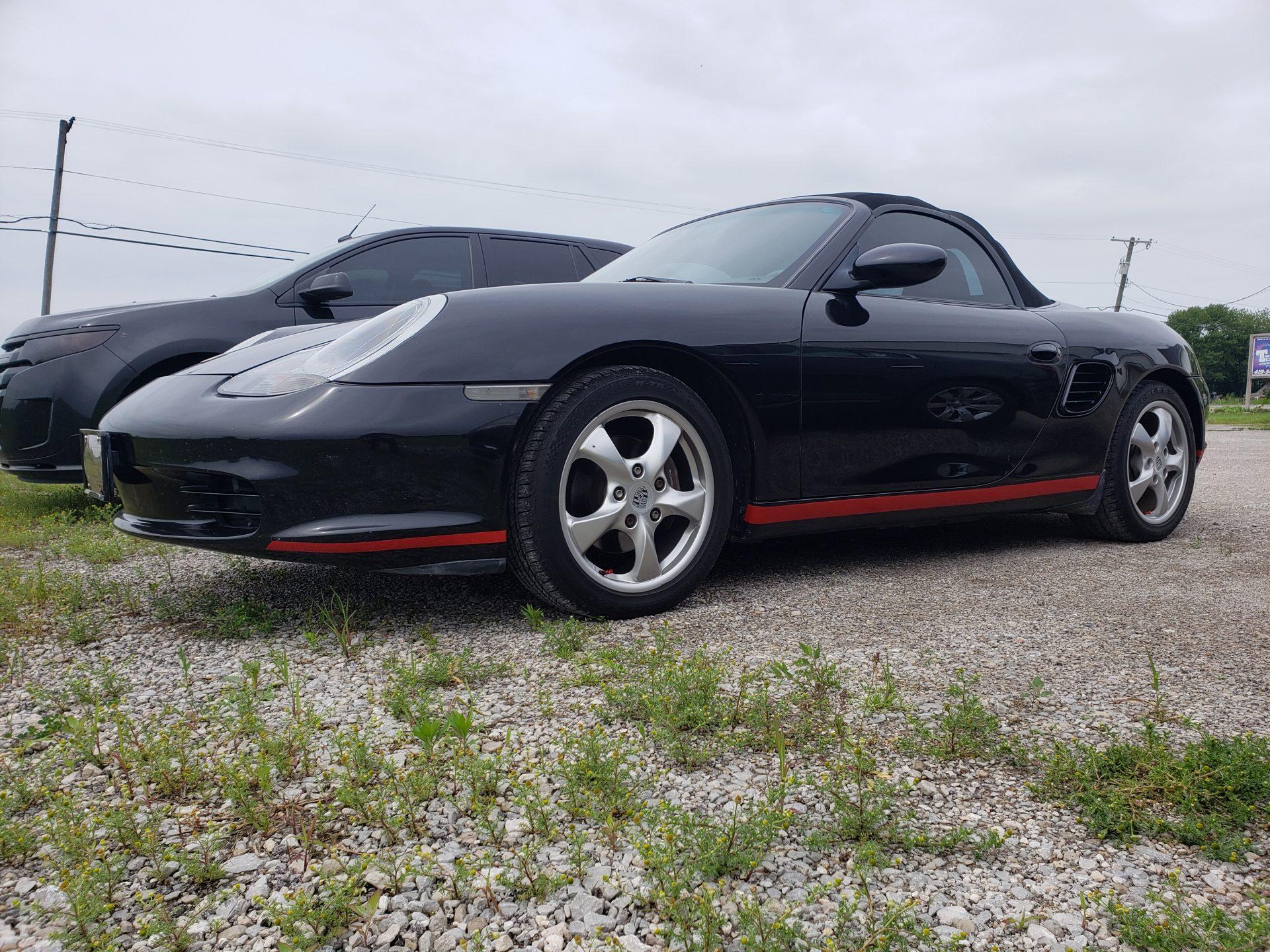 McCowen Porsche