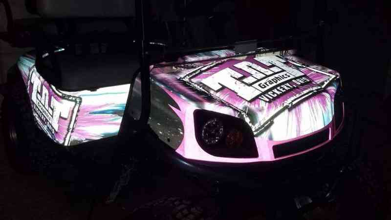 TnT graphics golf cart2