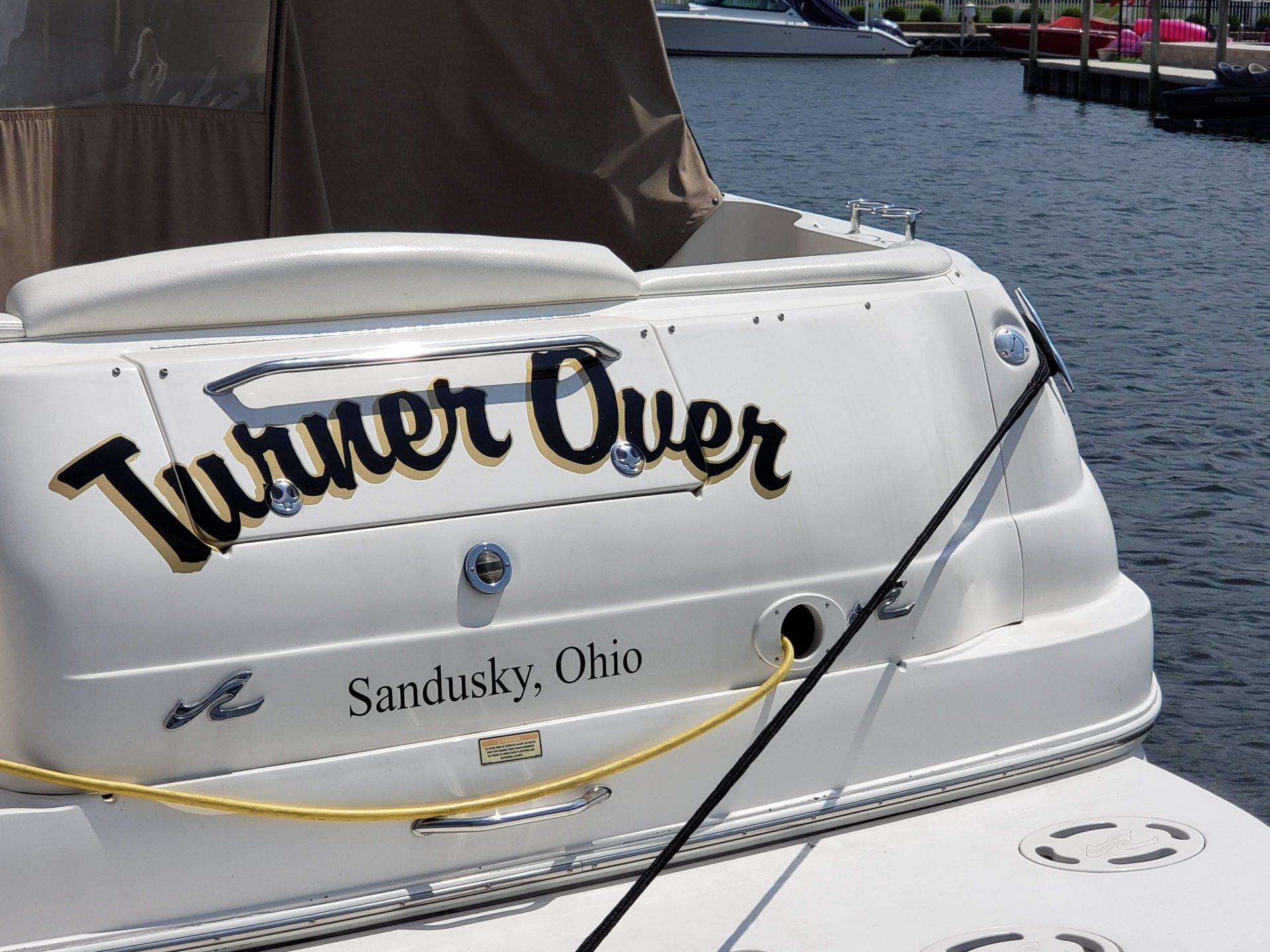 Turner Over