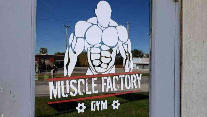 Muscle Factory Door