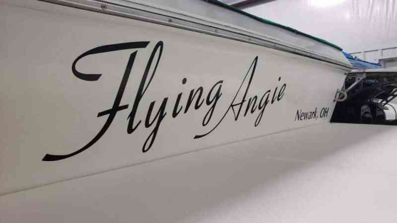 Ayers Flying Angie