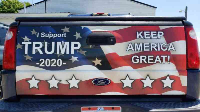 Gear Trump Tailgate