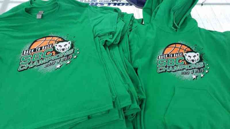 SBC Champion Shirts