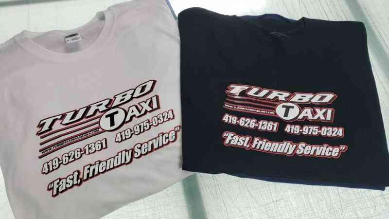 Turbo Taxi Shirts