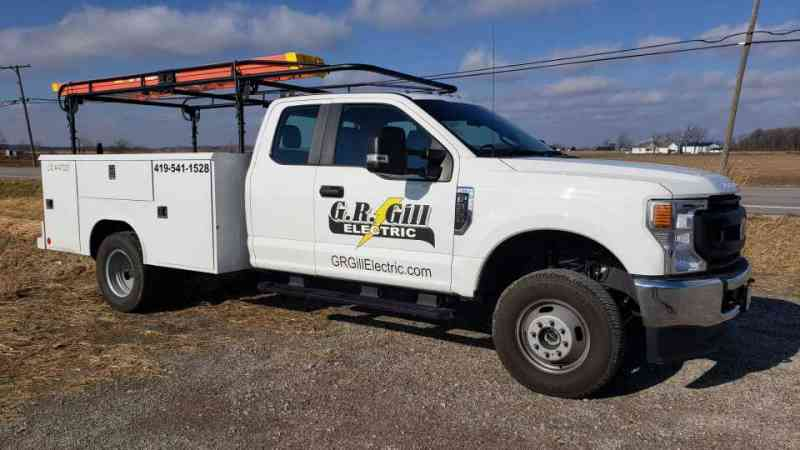 Gill Utility Truck