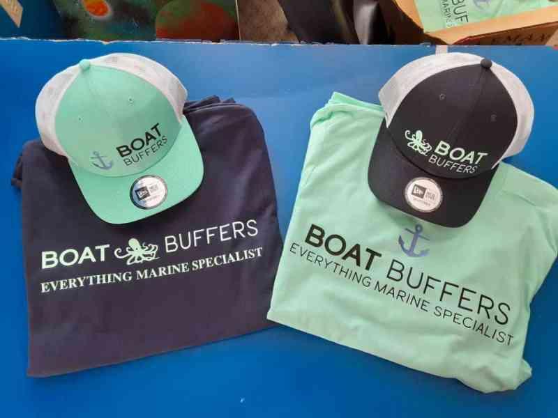 Boat Buffers Shirts