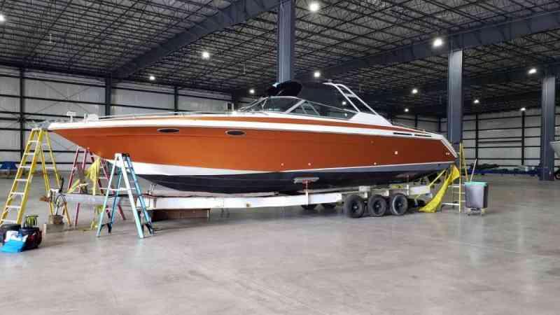 Pfaff Boat Wrap