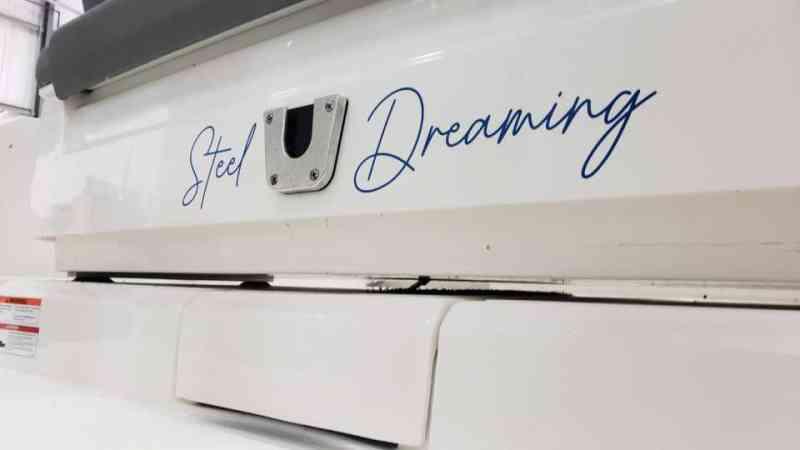 Steel Dreaming